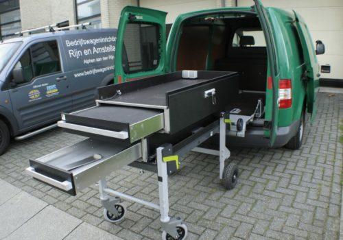dierenarts transportsysteem bedrijfsbus bedrijfsauto