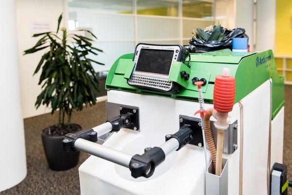 planten trolley mobiele bedrijfswagen inrichting