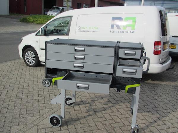 dynnox xl53 mobiele bedrijfswageninrichting rijn amstelland
