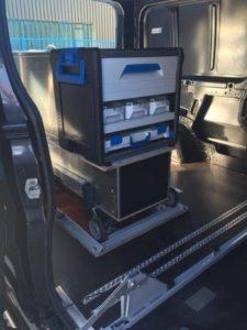 dynnox mobiele bedrijfswageninrichting sortimo workmo
