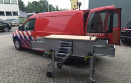 dynnox mobiele bedrijfswageninrichting brandweer