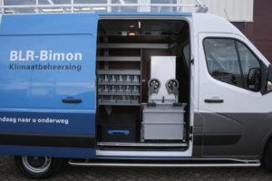 dynnox mobiele bedrijfswageninrichting