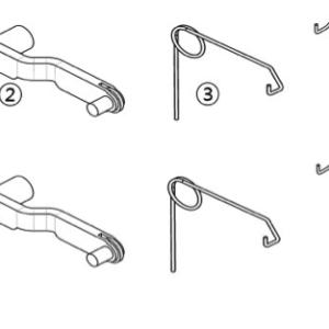 dynnox set safety locks